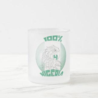 Taza helada del 100% 4 Nigeria