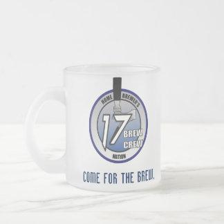 Taza helada equipo del Brew 17