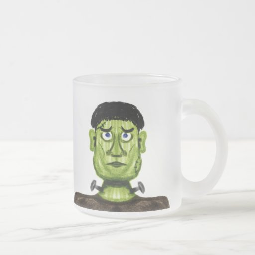 Taza helada Frankenstein ADAPTABLE