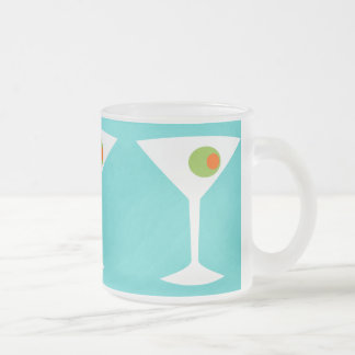 Taza helada Martini clásica de la película