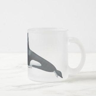 Taza helada orca masculina