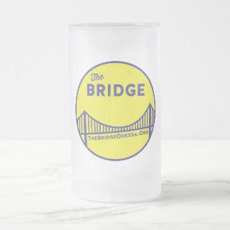 Taza helada puente