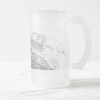 Taza helada subida de la colina del Honcho