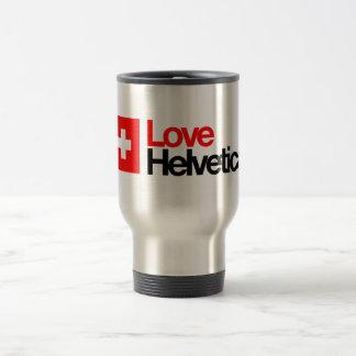 Taza Helvética 03 del amor