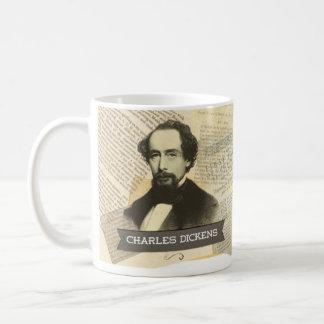 Taza histórica de Charles Dickens