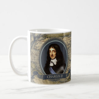 Taza histórica de Charles II