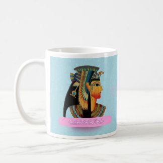 Taza histórica de Cleopatra