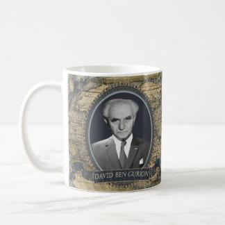 Taza histórica de David Ben Gurion
