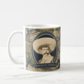 Taza histórica de Emiliano Zapata