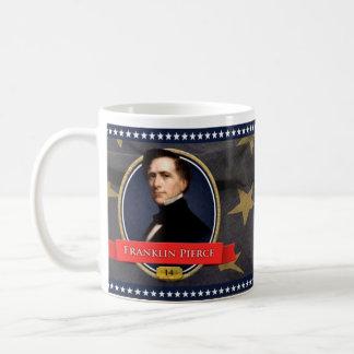 Taza histórica de Franklin Pierce