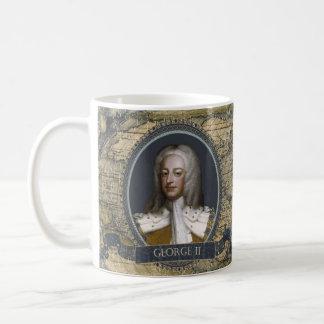 Taza histórica de George II