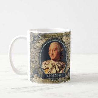 Taza histórica de George III