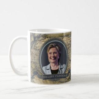 Taza histórica de Hillary Clinton