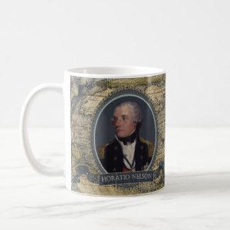Taza histórica de Horatio Nelson