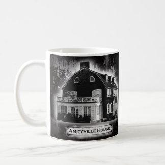 Taza histórica de la casa de Amityville