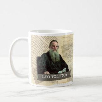 Taza histórica de León Tolstói