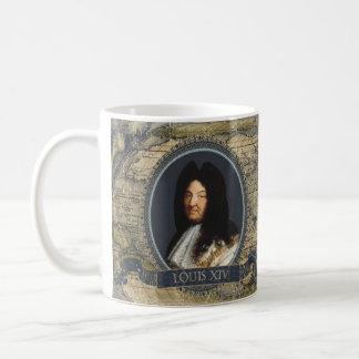 Taza histórica de Louis XIV