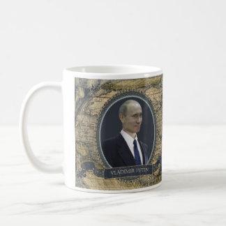 Taza histórica de Vladimir Putin