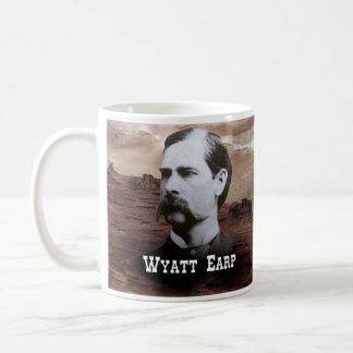 Taza histórica de Wyatt Earp