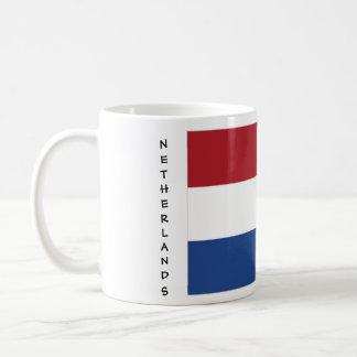 Taza holandesa de la bandera