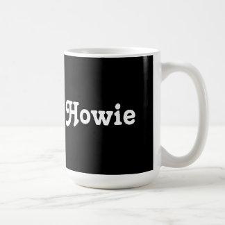 Taza Howie