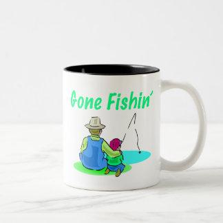 Taza ida de Fishin