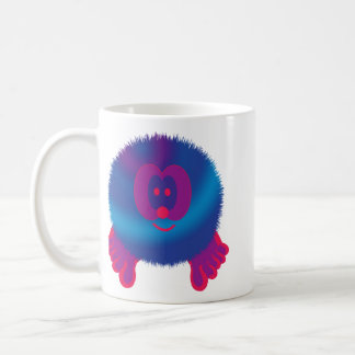 Taza ideal de Pom Pom PAL del añil