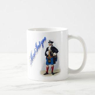 Taza ideal escocesa de MacIntyre del clan