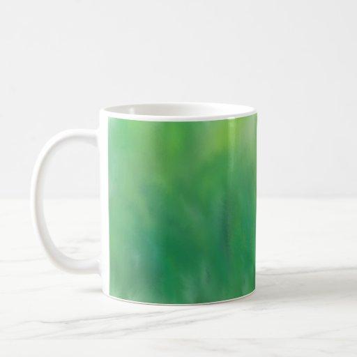 Taza ideal verde