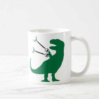 Taza imparable de T-Rex