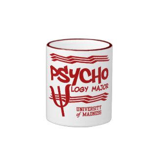 Taza importante de la psicología - elija el estilo