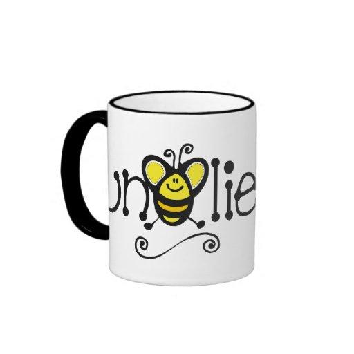 Taza increíble del abejorro