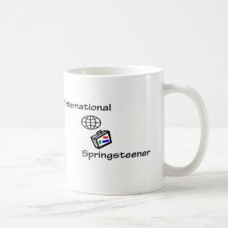 Taza internacional de Springsteener