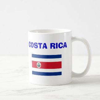 Taza intrépida del CR de Costa Rica