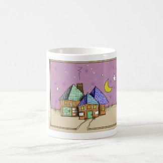 Taza inusual de la casa