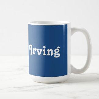 Taza Irving
