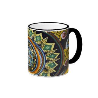 Taza italiana de la cerámica