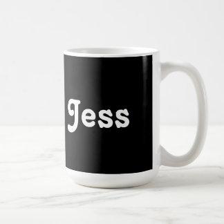 Taza Jess