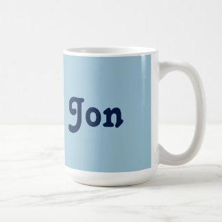 Taza Jon