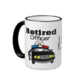 Taza jubilada modificada para requisitos