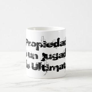Taza jugador de Ultimate Coffee Mug