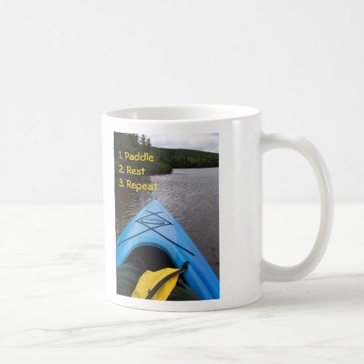 TAZA, Kayaking