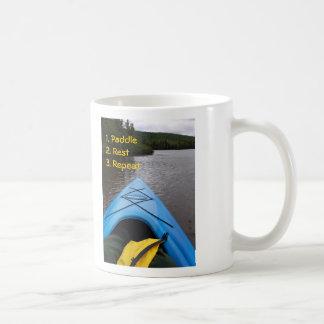 TAZA, Kayaking Taza De Café