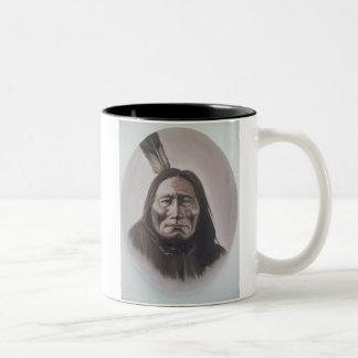 taza larga del oso