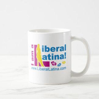 Taza liberal de Latina