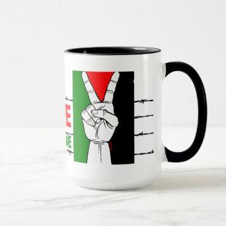 Taza libre de Palestina
