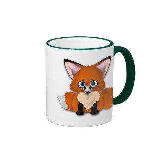 Taza linda del Fox del bebé