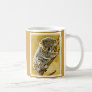 ¡… Taza linda del oso de koala…!