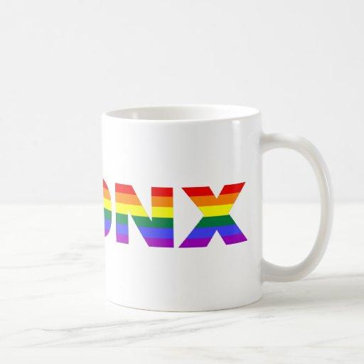 Taza llena gay de Bronx
