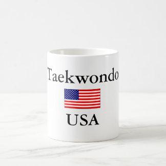 Taza los E.E.U.U. del Taekwondo